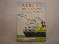 Albert the Albatross, Syd Hoff, Weekly Reader I Can Read Book, 1980s?