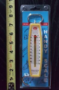 Jero's Tackle échelle 34 Lb (environ 15.42 Kg) 8 Oz (environ 226.79 G)-afficher Le Titre D'origine