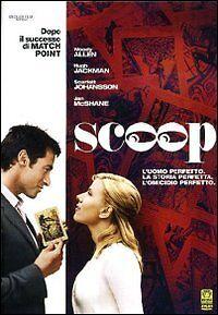 SCOOP  DVD COMICO-COMMEDIA