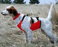 Hunting Dog Chest Protection Skid Plate by Mendota Orange MD