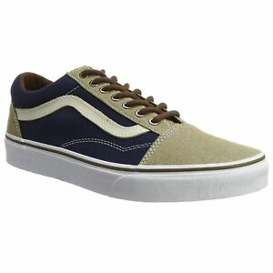 vans old school Khaki