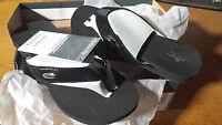 Bandals Women's Sandals Black W/changable Colors - Cheap