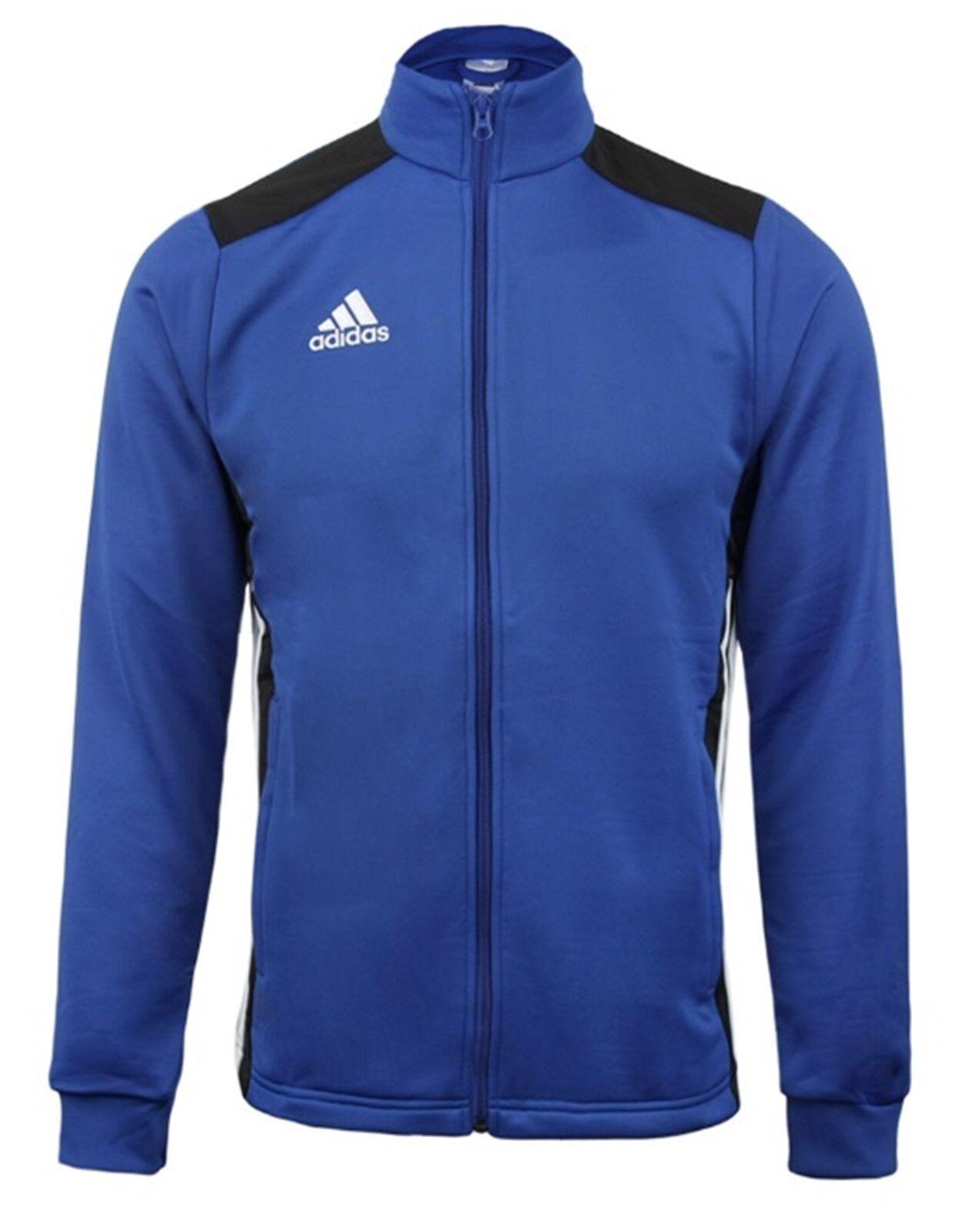 Adidas Youth Regista 18 Trainingsfußball Blue Climalite Kid Track Hemden CZ8631
