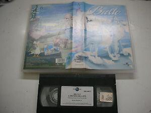 Balto 2 IL MISTERO DEL LUPO 2001 VHS Italian
