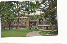 Bible Training School   Fort Wayne IN  Used  Postcard 823