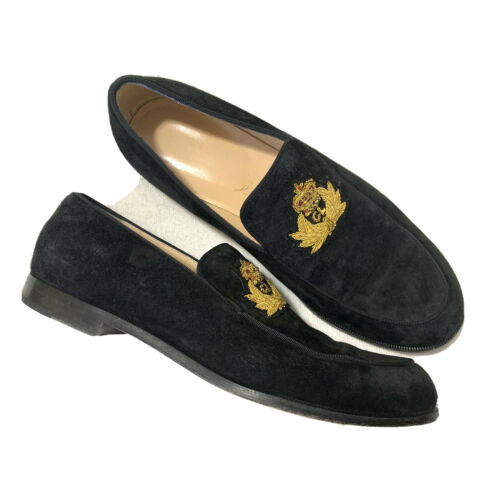Christian Louboutin Crest On The Nile Loafers Men'