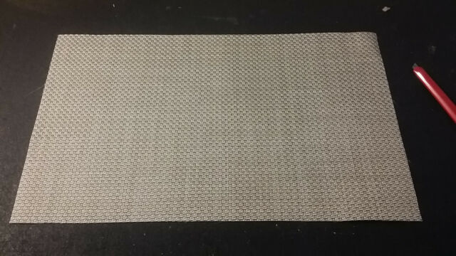 patio chair replacement sling sewn furniture mesh fabric material