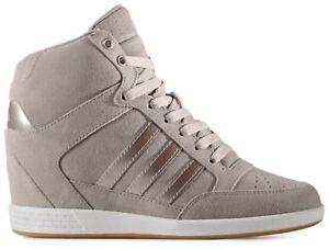 Adidas NEO Selena Gomez SG Sneaker Black Wedge 10 Rare