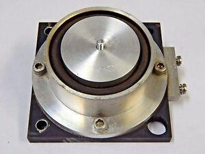 "Pneumatic Air Bag Vibration Damper, 3"" w/4"" Mounting Plate"