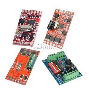 18-72-144W-300mA-6-12A-3-Channel-DMX512-Decoder-LED-RGB-Stage-Lighting-Driver