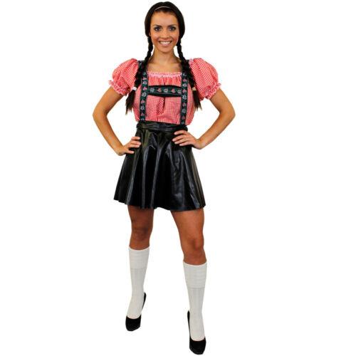Femmes Deluxe bavarois costume choisir Accessoires Oktoberfest Bière Déguisement