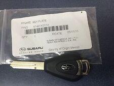 2005-2007 Subaru Genuine Chipped Key Blank Legacy Outback 57497AG11A OEM NEW