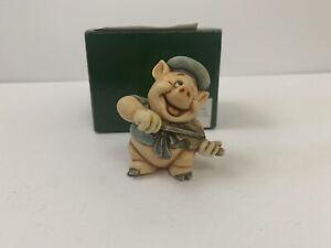 Harmony Kingdom Fiddler Pig WDWRFDP (5000) - LE