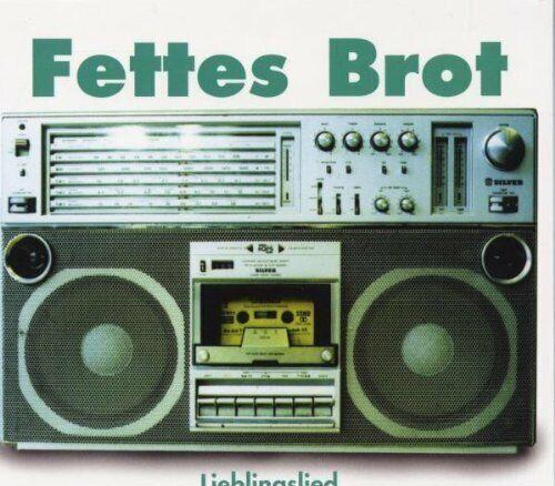 Fettes Brot Lieblingslied (1998)  [Maxi-CD]