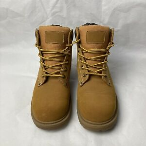 Men's Boots Size 8.5 Work Occupational