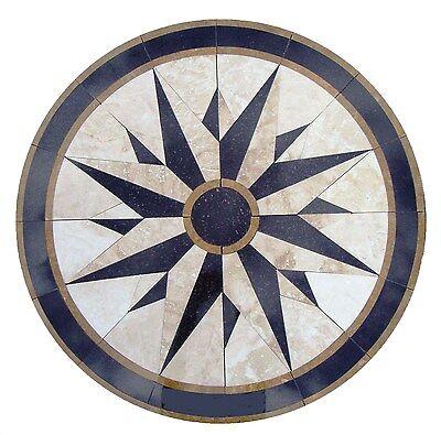 Nautical Comp Travertine Tile