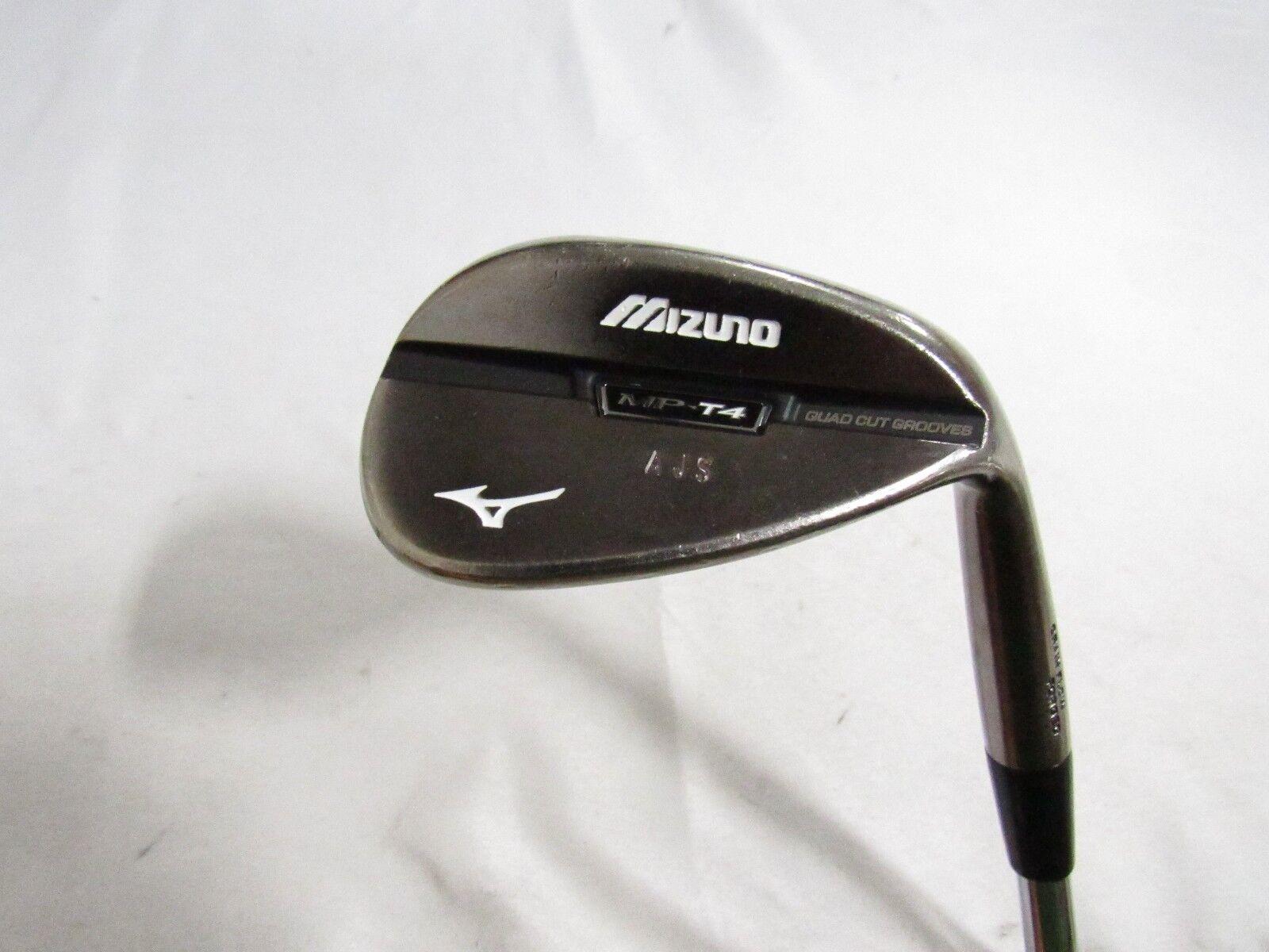 Utiliza la mano derecha Mizuno MP-T4 (Negro)  Sand Wedge 54.09  Cuña De Acero KBS Tour Flex W  barato