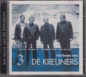 Het beste van De Kreuners cd