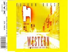 FALKON KREST  Western (Everybody Go See Go) 4x  CD Single  1994 ZYX 7402-8
