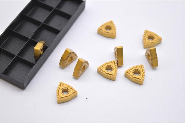 NEW DESKAR WNMG080412-CQ  WNMG433-CQ milling carbide inserts lathe turning tools