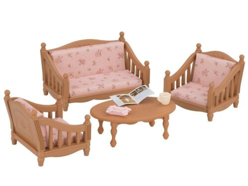 Epoch Calico Critters furniture sofa arm chair set ka-521
