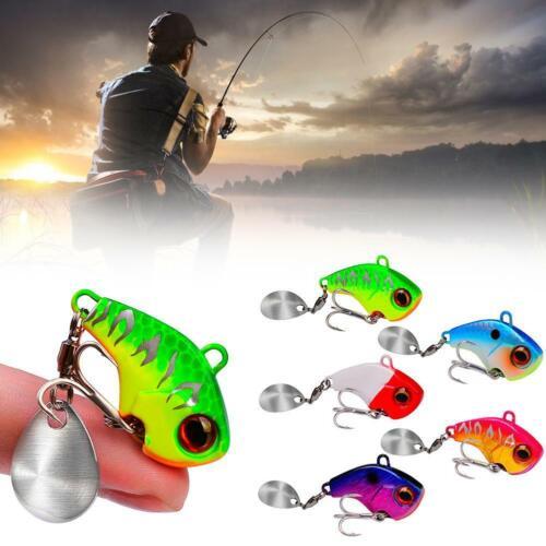 Bait Fishing Tackle Fishing Lures 3D Luminous Night Fishing Artificial Lure HOT