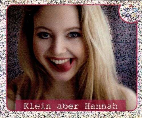 Sticker 153-PANINI-Webstars 2018 Girls-petits mais Hannah