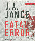 Fatal Error by J a Jance (CD-Audio, 2011)