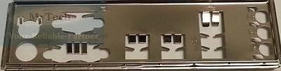 F2A55-M LK2 P8H61-I LX R2.0 ASUS I//O IO SHIELD BLENDE BRACKET  F1A55-M LK R2.0