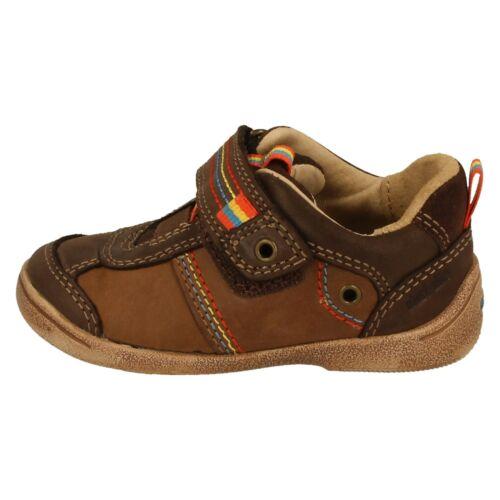 SR Super Soft Zac Boys Start Rite Casual Shoes