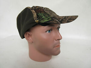 Wild Tree Hunting Hat Warm HD Real Camoflauge Size M Top Cap Outdoor