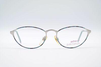 Dinamico Atrio Vintage 2436 - 178 53 [] 17 130 Argento/colorato Ovale Occhiali Eyeglasses Nos-mostra Il Titolo Originale