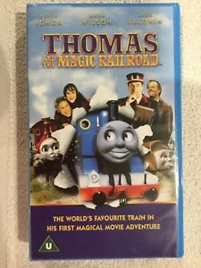 VHS-Video-Tape-Thomas-and-the-Magic-Railroad-with-Alec-Baldwin