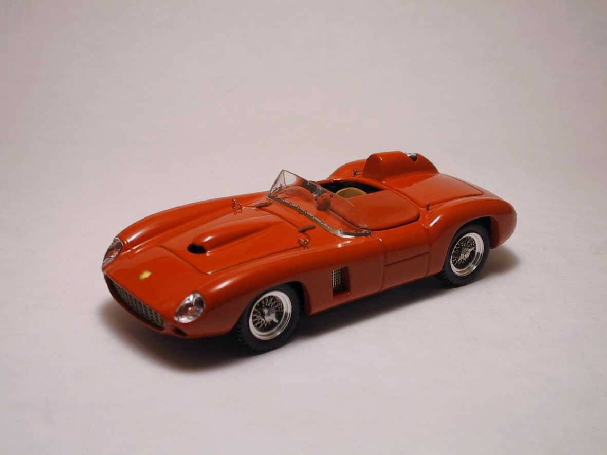 Ferrari 290 MM 1957 rosso 1 43 Model 0057 ART-MODEL