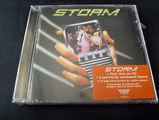 Storm - Storm (SEALED NEW CD 2007) 5 BONUS TRACKS
