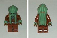 LEGO 8088 - STAR WARS - Kit Fisto - Mini Figure / Mini Fig (Heavy Playware)