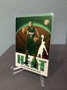 2003-04-Topps-Pristine-Dwayne-Wade-RC-113-Miami-Heat
