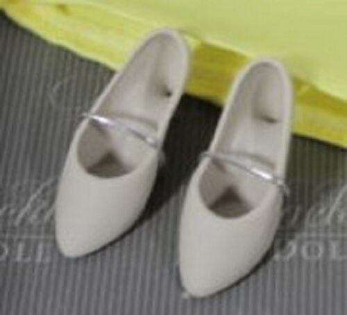 FM Jackie Taupe pumps doll shoes fit 15-16 inch Stasya Horsman Rini Corinne