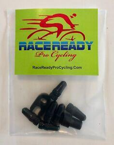 6 RaceReady...Alloy. Presta Valve Caps 1 Valve Core Removal Tool...Bike