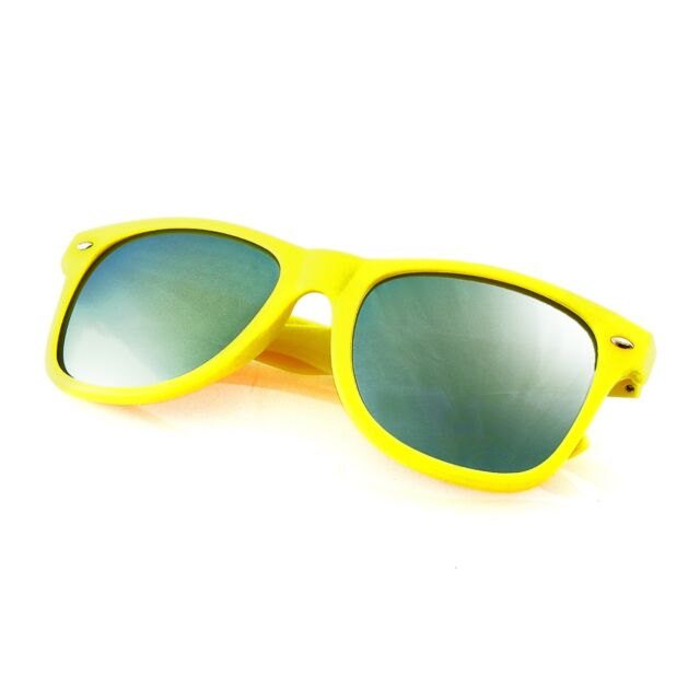 354cd6dd3b Revo Flash Color Mirror Reflective Wayfarer Sunglasses Yellow. About this  product. Picture 1 of 2  Picture 2 of 2. Picture 2 of 2