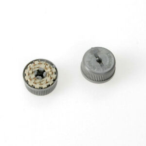 Drehschalter-Schalter-Stufen-3-Stufen-1Eingang-5Stueck-mit-Knopf