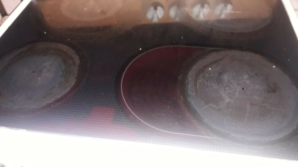 Glaskeramisk kogeplade, Bosch