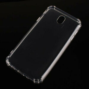 wholesale dealer 3e674 27644 Details about 2xAnti Impact Protect Clear Gel Skin Case Cover For Samsung  Galaxy J7Pro J7 2017