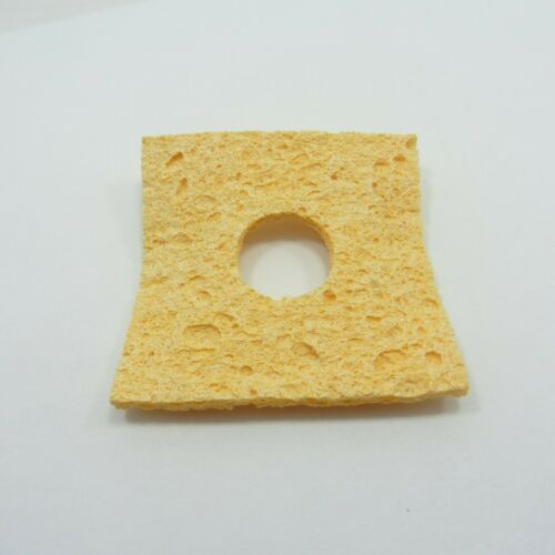 Iron Tip Cleaning Sponge Universal Welding Soldering Replacement Pad