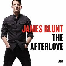 JAMES BLUNT 'THE AFTERLOVE' DELUXE EDITION CD (Bonus Tracks) (2017)