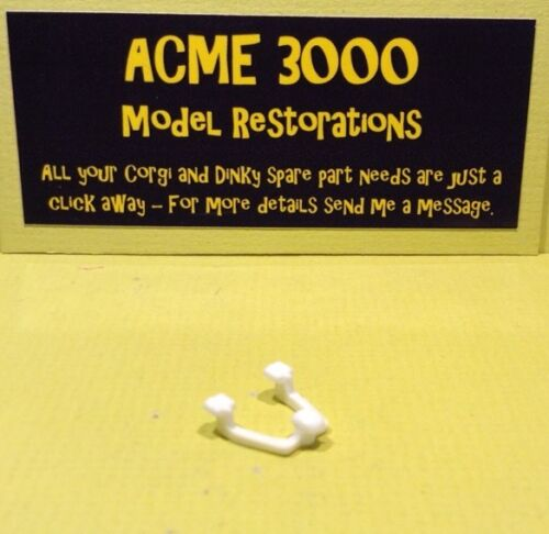 Corgi 263 GS10 Marlin Rambler Replacement Repro Plastic Tow Hook White