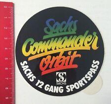 ADESIVI/Sticker: Sachs Commander orbita Sachs 12 MARCE SPORT Pass (09061640)