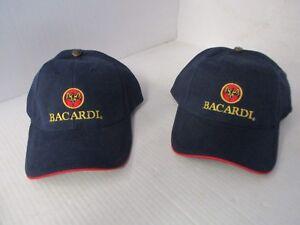 351b424d2da6 VINTAGE NOS NAVY BLUE CAP HAT -LOGO