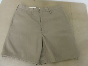 Italian Army Shorts Tropical Italy Dak Africacorps Size 52 Algiers Indochine
