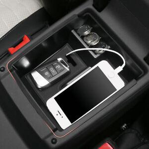 For-VW-Passat-B8-2017-18-Car-Auto-Interior-Central-Armrest-Storage-Box-Box-1pcs